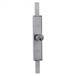 A lock for retractable gates by Viro