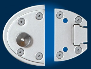 "The ""Viro Van Lock"" fixing system uses 10 anchor points, comprising screws and rivets, to prevent pulling."