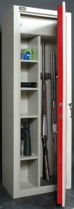 A modular Viro security cabinet