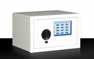 Hotel safes are cheaper but less secure than those for domestic or professional use.
