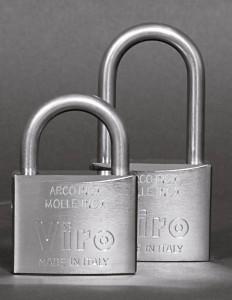 viro marine padlocks