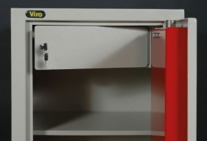 The safety box of a Viro document cabinet