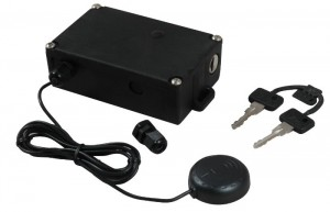 Viro MAS GPS / GSM satellite anti-theft module.