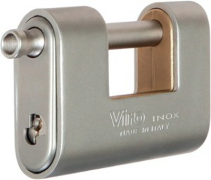 The Sea and the Panzer stainless steel padlocks produced by Viro are made of materials and with designs which make them resistant to even the harshest environmental conditions.