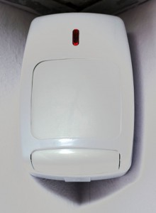 Example of infrared technology sensor.