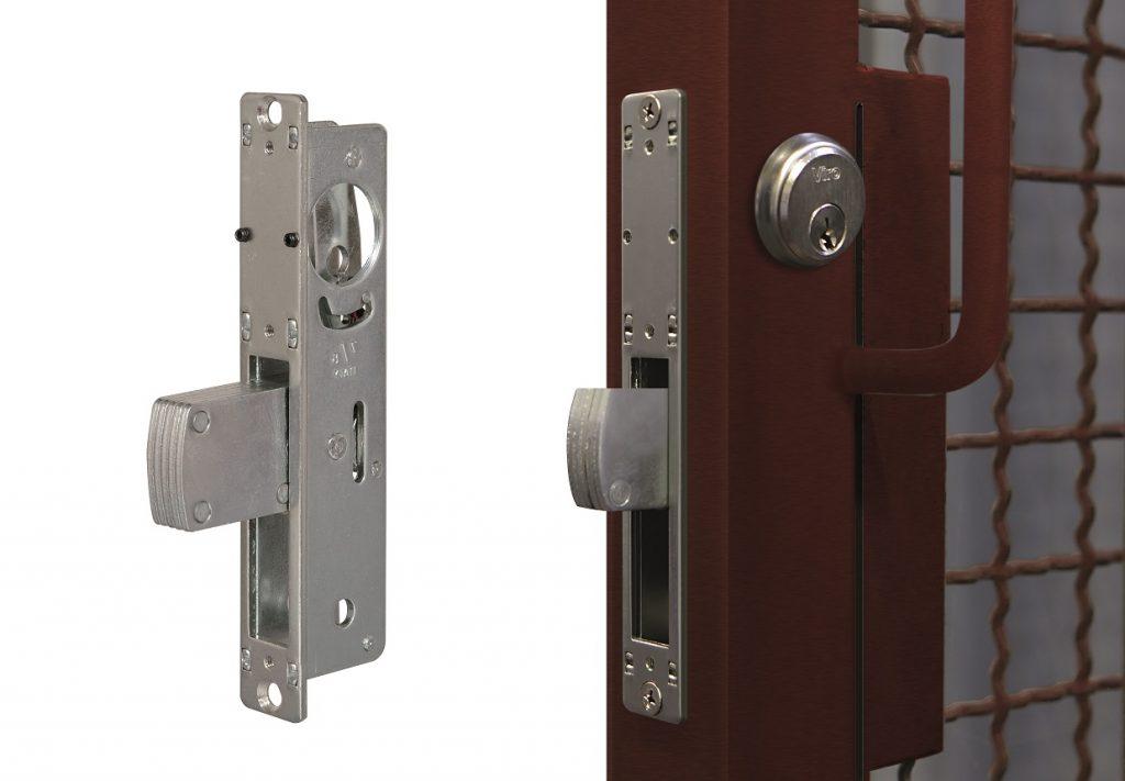 Mortise lock with Viro swing hook bolt item 8513